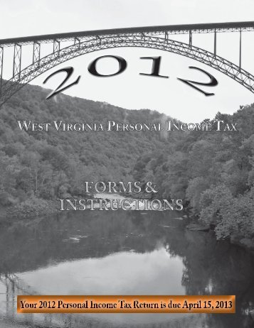 Forms & instructions - State of West Virginia