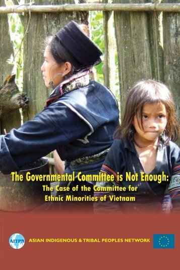 The Governmental Committee is Not Enough: - Asian Indigenous ...