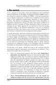 The Governmental Committee is Not Enough: - Asian Indigenous ... - Page 6