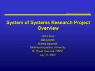 System - Practical Software and Systems Measurement