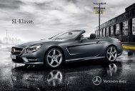SL-Klasse. - Mercedes-Benz Magyarország