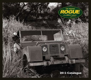 2012 Catalogue - wildgear.co.za