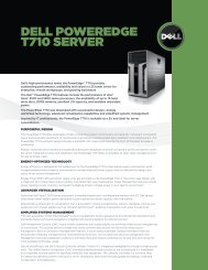 DELL POWEREDGE T710 SERVER