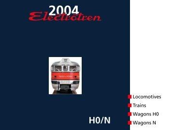 Locomotives Trains Wagons H0 Wagons N - Railwaymania.com