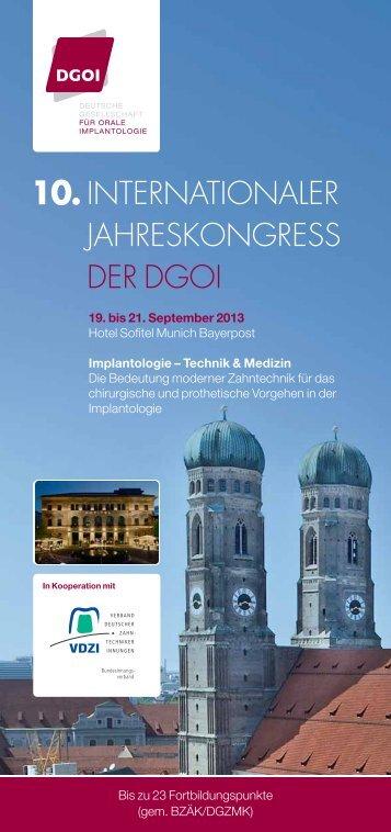 Programm als PDF - Oemus Media AG