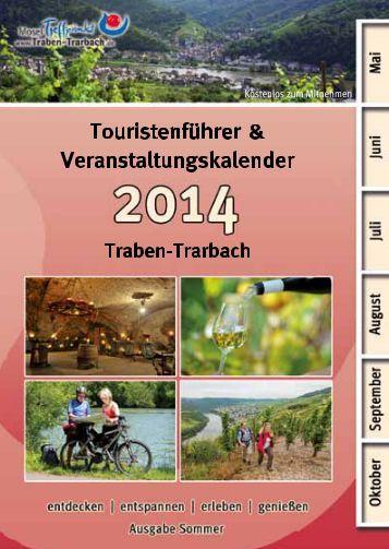 Touristenführer & Veranstaltungskalender Sommer 2014