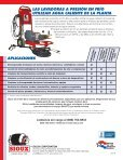 Lavadoras a presión y limpiadoras a vapor para equipos e ... - Page 2