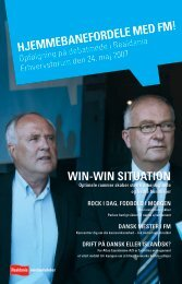 Erhvervsforum 24-05-07 (PDF) - Realdania Debat