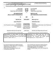 DELIBERAZIONE DELLA GIUNTA REGIONALE 28 giugno 2007, n ...