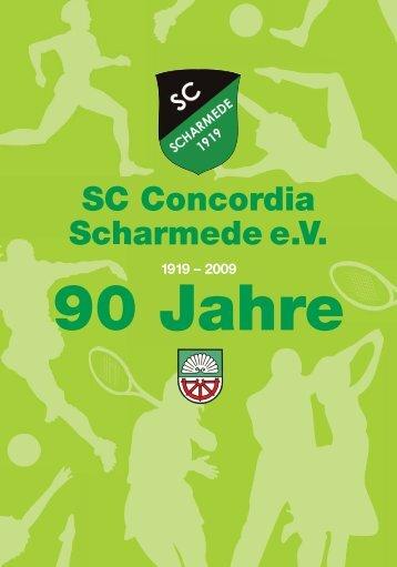 Geschichte - SC Concordia Scharmede