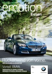 BMW Niederlassung Essen - Publishing-group.de