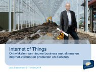 Internet of Things - Ontwikkelen van slimme en internet-verbonden business_tcm109-387194