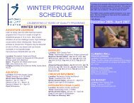 Winter 2006 - National Ability Center