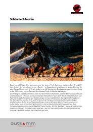 PM MAMMUT Alpine-Climbing CH de