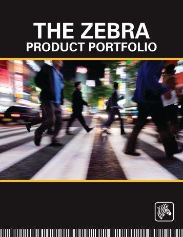 Product Portfolio Brochure - Zebra
