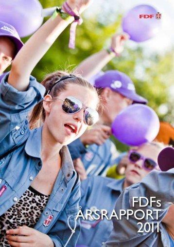 FDFs ÅRSRAPPORT 2011 - Leder - FDF