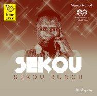 Sekou Bunch - Fonè