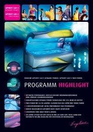 ERGOLINE Affinity 660-S - Lacher Solarien