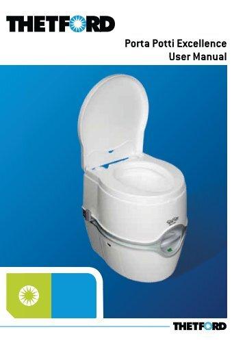 View Product Manual - Caravans Plus