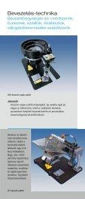 Technika ami összeköt - Weber Schraubautomaten - Page 7