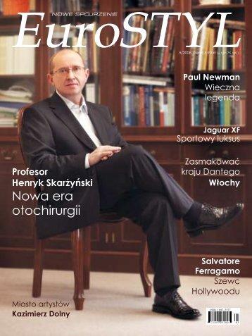 Paul Newman - EUROSTYL Nowe Spojrzenie