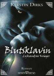 Blutsklavin Lykandras Krieger 02 - Sieben Verlag