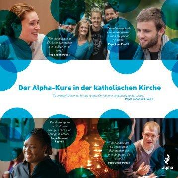 Broschüre 2 - Alphakurs Österreich