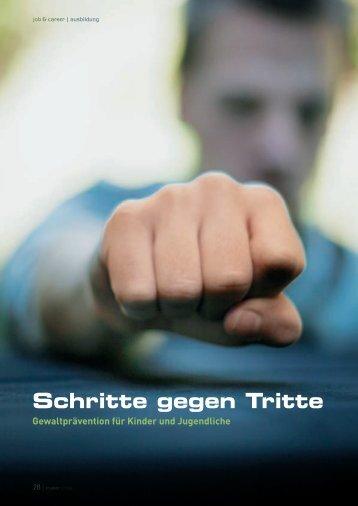 Schritte gegen Tritte - Trainer