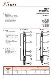 TTGI1 - Nexans Power Accessories Germany GmbH