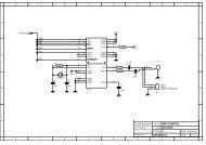 Schematic Diagram Rev. 1.0 - AVRcard