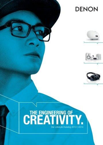 Der Lifestyle-Katalog 2013 | 2014 - Heimkinomarkt