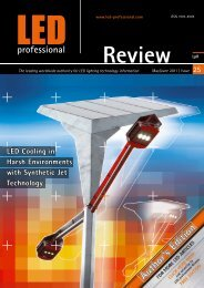 LED Cooling in Harsh Environments with Synthetic Jet ... - Nuventix