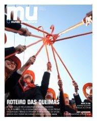 21.04.2013 - Mundo Universitário