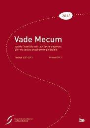 Vade Mecum - FOD Sociale Zekerheid