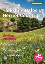 Yorkshire Dales & Herriot Country - Days Out Leaflets