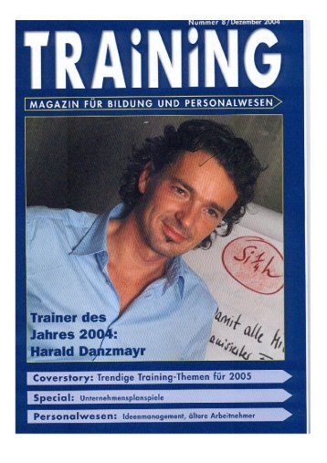 TRAiNiNG - experts4events