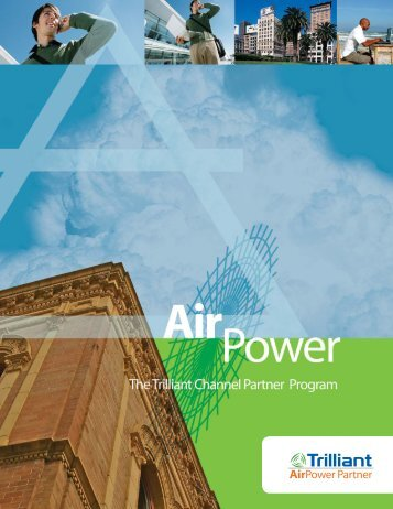AirPower Partner Program - SkyPilot - Trilliant