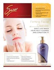 Firming Facial Cleanser