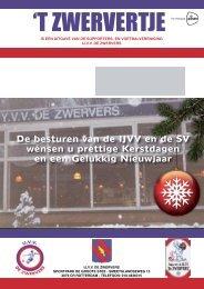 Editie 3 - IJ.VV De Zwervers