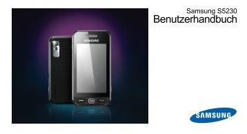Samsung S5230 Bedienungsanleitung - Congstar