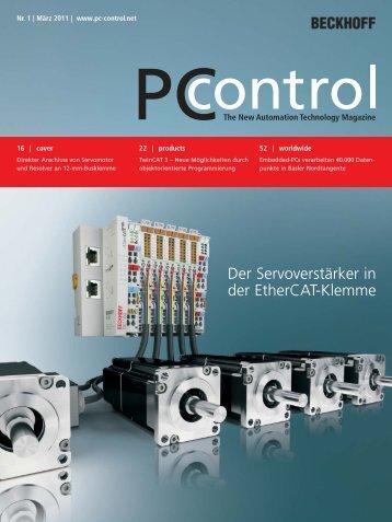 Download als PDF-Datei (6,5 MB) - PC-Control