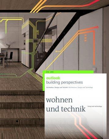 wohnen und technik - outlook - Messe Frankfurt