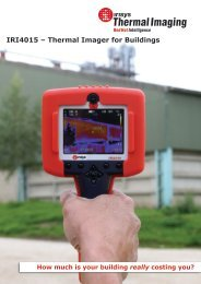 IR 4015 Thermal Imaging Camera - Rfe.ie