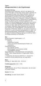 Untitled - Private Berufsfachschule für Ergotherapie Vilshofen - Seite 4