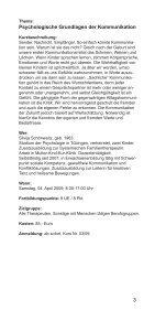 Untitled - Private Berufsfachschule für Ergotherapie Vilshofen - Seite 5