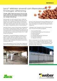 Luftfilter-februar2011DK.pdf, Sider 1-2 - Weber