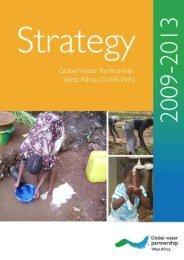 2009-2013 Strategic Plan - Global Water Partnership