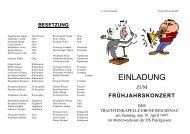 Einladung 1997