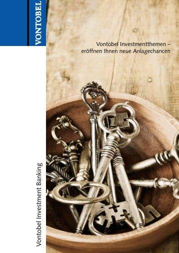 Download PDF - Bank Vontobel AG