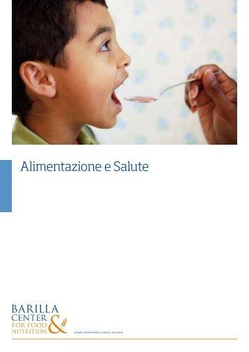 Alimentazione e Salute - Barilla CFN